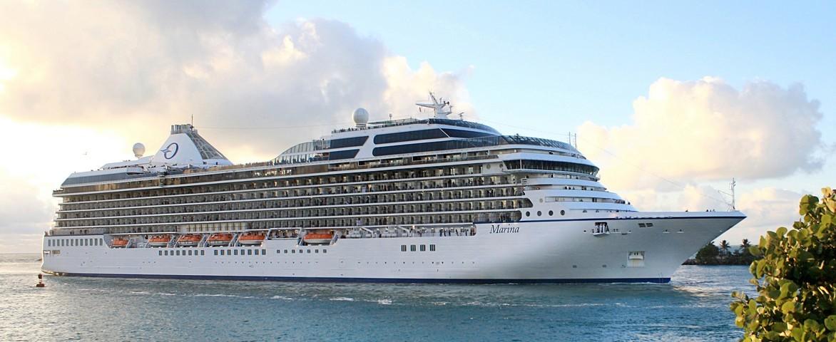 Oceania Marina 2019-2020-2021