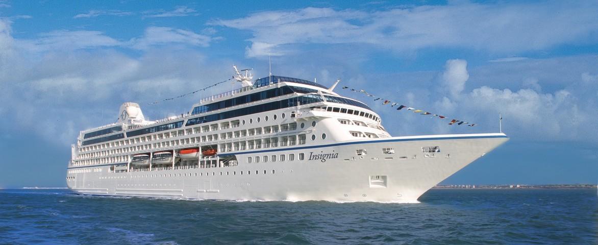 Oceania Insignia 2019-2020-2021